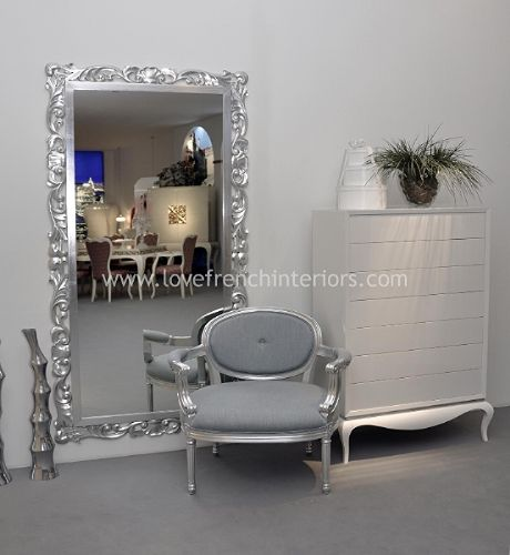 Luxus Framed Mirror in various sizes